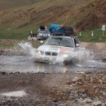 Mongol Rally 2012